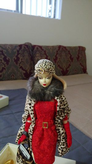 Silkstone Barbie - Red Hot Reviews for Sale in Los Angeles, CA
