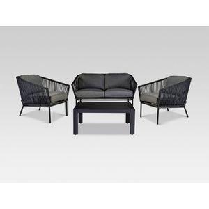 Standish 4pc Strap Patio Conversation Set - Project 62™ for Sale in Monrovia, CA