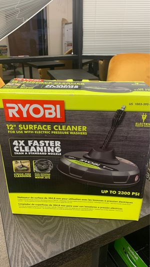 "Ryobi 12"" Surface Cleaner for Sale in Vista, CA"