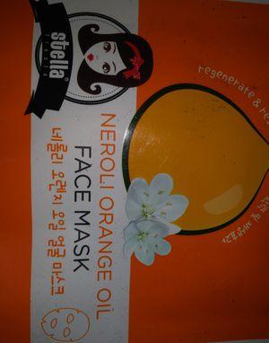 Neroli Orange Oil / Face Mask for Sale in Los Angeles, CA