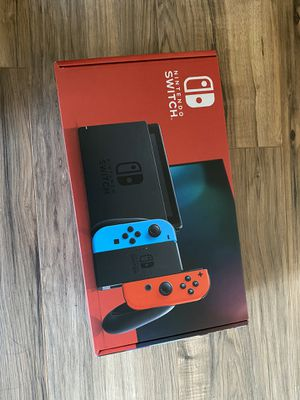 Brand new Nintendo switch v2 for Sale in Seattle, WA