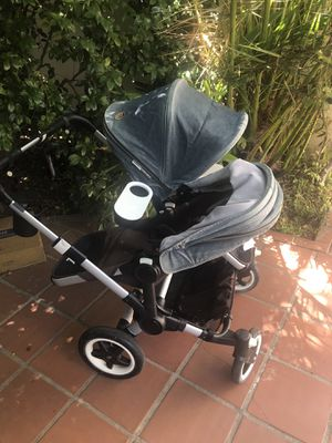 bugaboo donkey duo double stroller Diesel limited edition for Sale in San Diego, CA
