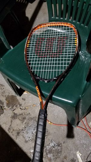 Wilson V-matrix tennis racket for Sale in Cleveland, OH