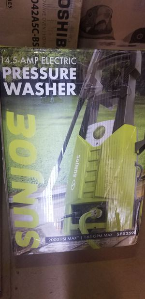Pressure Washer 2000psi for Sale in Beaumont, TX