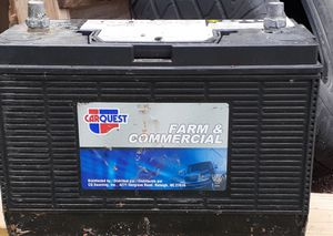2017 Carquest farm and commercial 12 volt batterie for Sale in Amarillo, TX