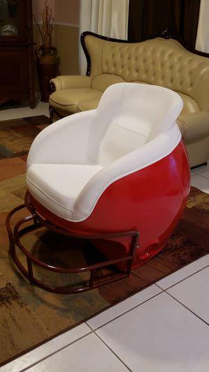 Fantastic brand new football helmet chair !!! for Sale in West Palm Beach, FL