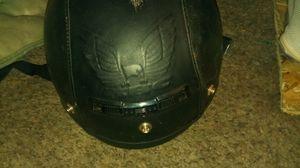 Men's Harley Davidson Half Helmet for Sale in Salt Lake City, UT