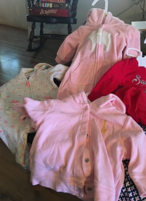 NB Girls baby clothes for Sale in San Leandro, CA