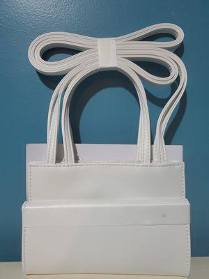 Telfar Small Bag - White for Sale in Berwyn, IL