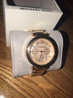 *NEW* Michael Kors Watch (Women's) - ROSE GOLD for Sale in Alexandria, VA