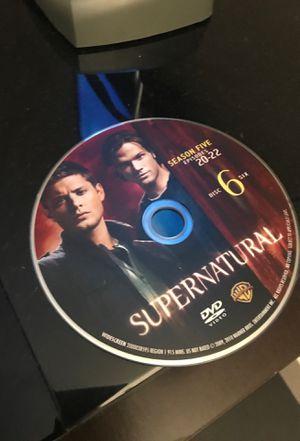 Supernatural season 5 for Sale in Biscayne Park, FL