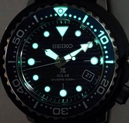 Seiko Prospex Tuna Save The Ocean Special Edition Japanese Solar Divers Watch for Sale in Palos Verdes Peninsula,  CA