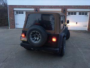 2000 Jeep Wrangler for Sale in Avella, PA