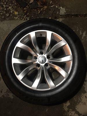 2015 Chrysler 300 wheels for Sale in Los Angeles, CA