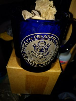Good old souvenir with the president security United States for Sale in Washington, DC