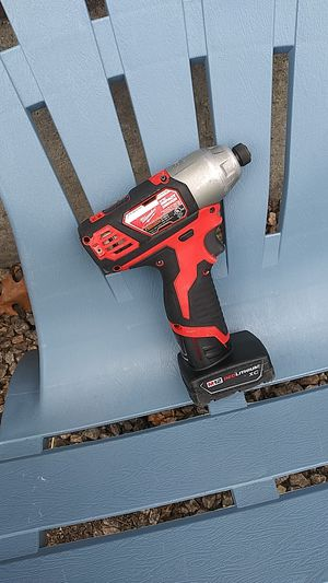 Milwaukee m12 for Sale in Warwick, RI