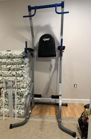 Fitness Gear Pro Power Tower for Sale in Alexandria, VA