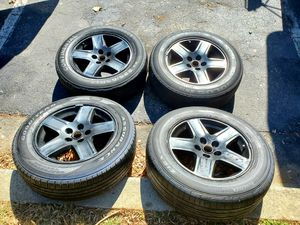 4 17 in 5x114.3 wheels rims and tires. 225 65 17 for Sale in Germantown, MD