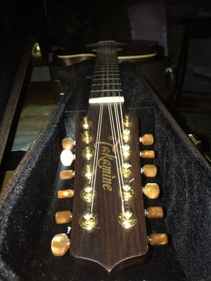 Takamine p3cd-12 guitar for Sale in Mitchell, SD