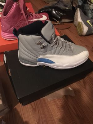 Wolf grey 12 Jordan's for Sale in St. Louis, MO