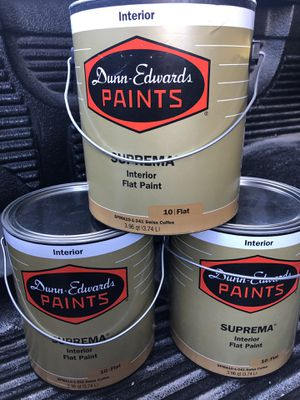 Dunn-Edwards Paint for Sale in Los Angeles, CA