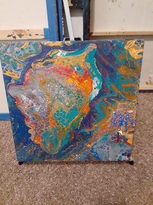 ARTIST ORIGINAL 2 PAINTINGS for Sale in Mesa, AZ