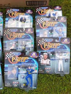 1998 Nascar Winners Circle Action figures for Sale in Tacoma, WA
