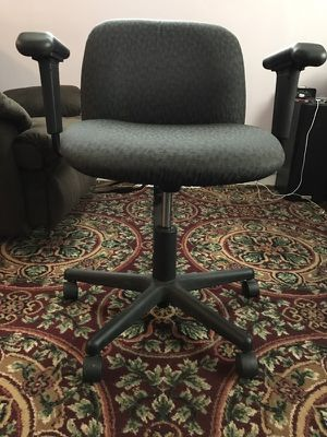 Adjustable high and arm rest rolling chair for Sale in Durham, NC