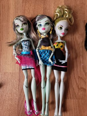 Muñecas monster high for Sale in Manassas, VA