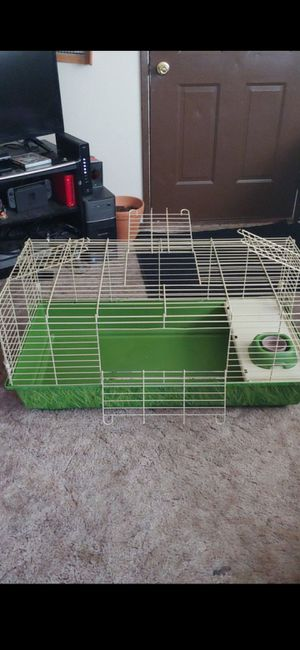 LARGE Rabbit/rodent cage for Sale in Joint Base Lewis-McChord, WA