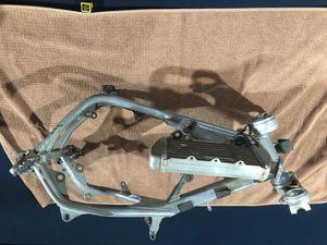 Ktm 65 sx oem frame w/ radiator & swing arm for Sale in Oak Lawn, IL