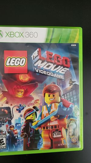 Lego movie Video game for Sale in Norwalk, CA