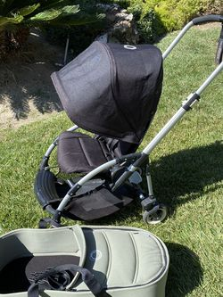 Bugaboo Bee Stroller With Bassinet for Sale in San Jose,  CA