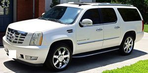 2008 Cadillac Escalade, Full price $1000 , Automatic, Great Condition for Sale in Bridgeport, CT