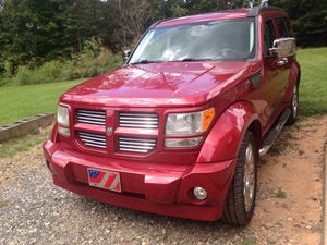 Dodge Nitro RT 4/4 2007 loaded for Sale in Weaverville, NC