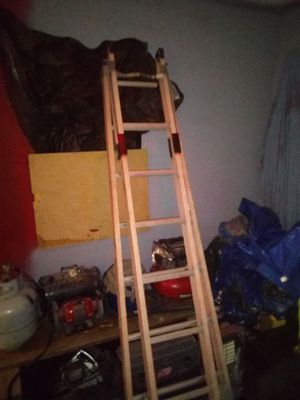 14 ft extended combination utility ladder for Sale in Columbus, OH