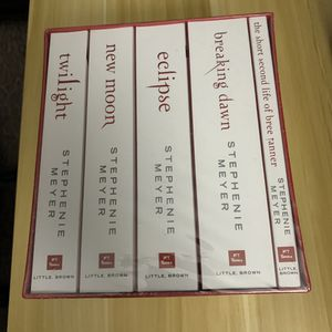 Twilight White Book Collection Sealed for Sale in Chicago, IL