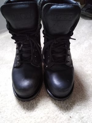Lehigh heavy duty steel toe work boots for Sale in Raleigh, NC
