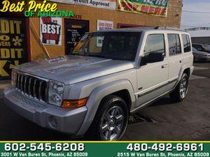 2007 Jeep Commander for Sale in Phoenix, AZ
