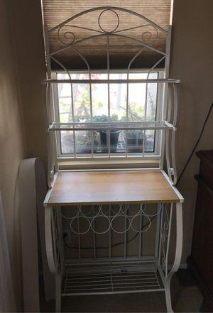Bakers/Wine rack for Sale in Murrieta, CA