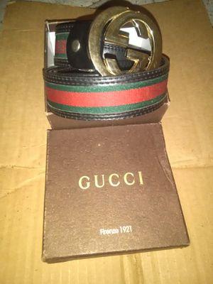 Genuine Gucci belt for Sale in St. Petersburg, FL