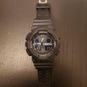 Casio GA100-1A1 Black watch for Sale in Redmond, WA