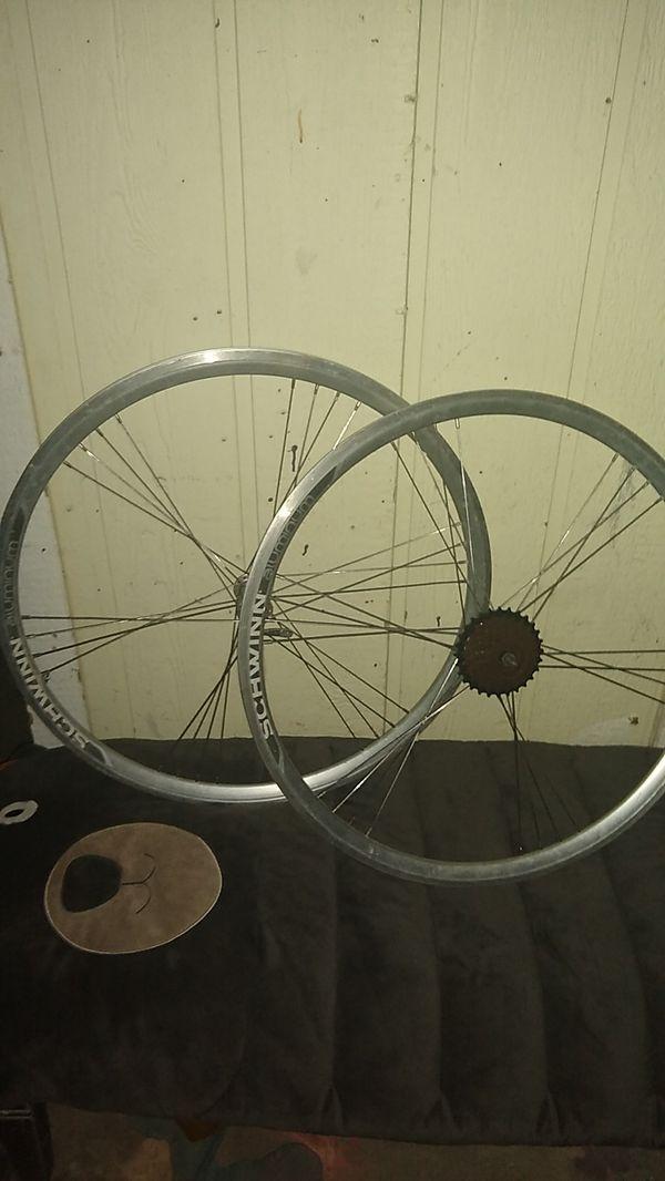Schwinn bicycle rims twenty nine inch