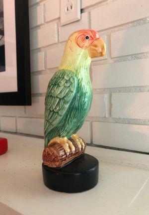 Hand painted parrot 🦜 vase for Sale in El Dorado, AR