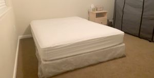 Queen Bed with Comfortable Mattress for Sale in Chico, CA