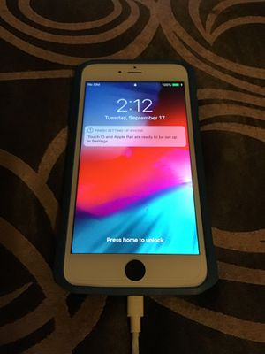 I phone 6s plus 128 GB Verizon only for Sale in Edgewater, NJ