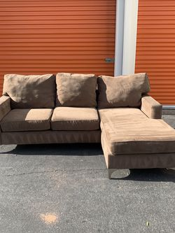 Modern Sectional Sofa - Free Delivery for Sale in Concord,  CA
