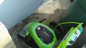 greenworks electric pressure washer for Sale in Sacramento, CA