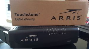 Arris wireless cable modem router DG860A for Sale in Diamond Bar, CA