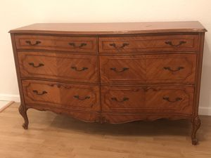 Antique dresser in French pavilion style for Sale in San Lorenzo, CA